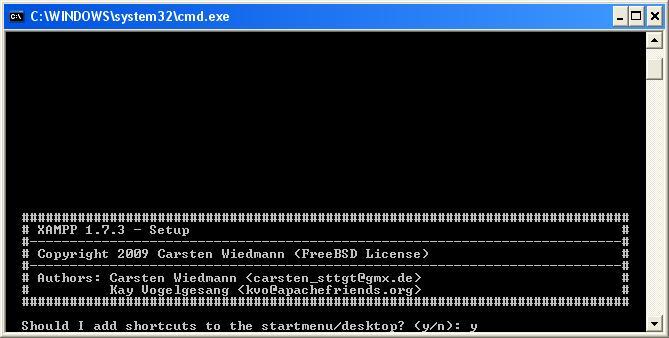 xampp_installation_schritt2_desktopverknuepfung