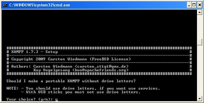xampp_installation_schritt4_portabel_machen